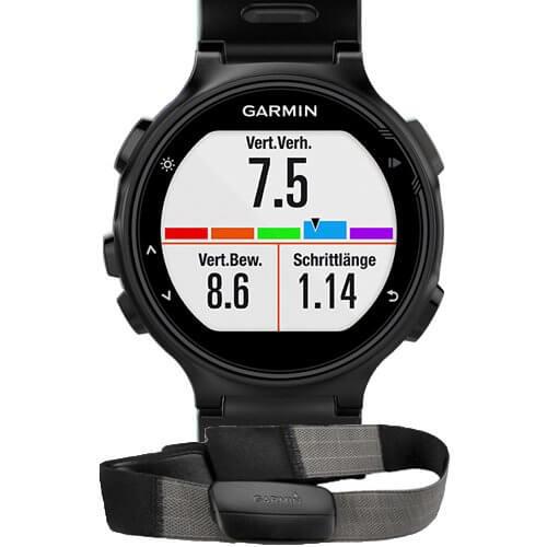 Garmin Forerunner 735XT HRM-Run Black