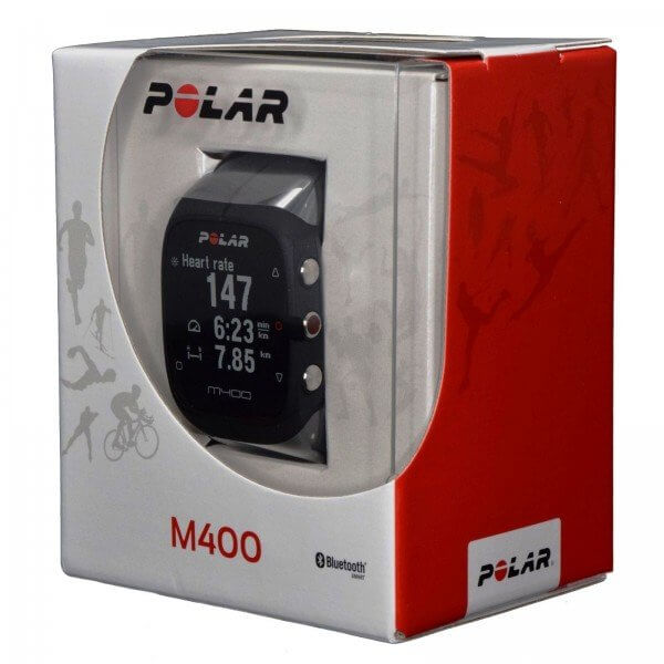 Polar M400 Black HR