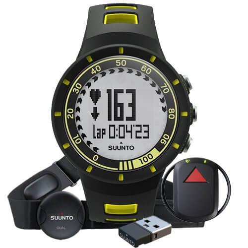Suunto Quest Yellow GPS Pack