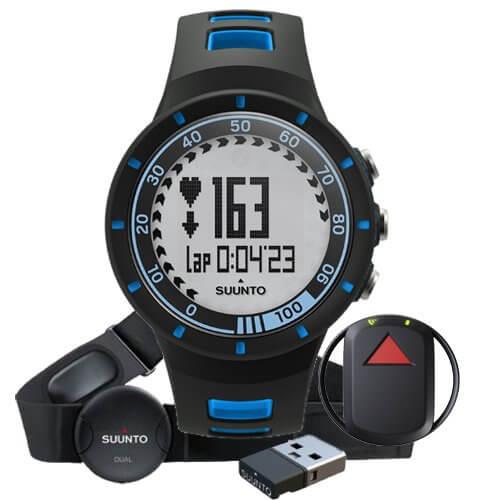 Suunto Quest Blue GPS Pack