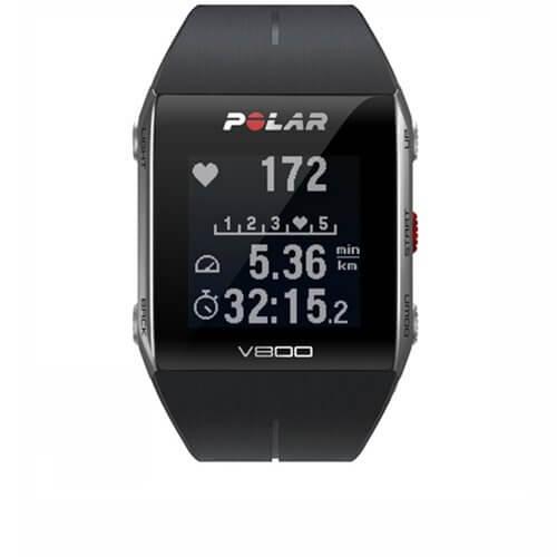 Часы Polar V800 Black_