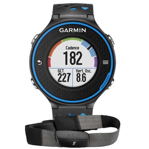 Garmin Forerunner 620 Blue/Blk HRM-Run