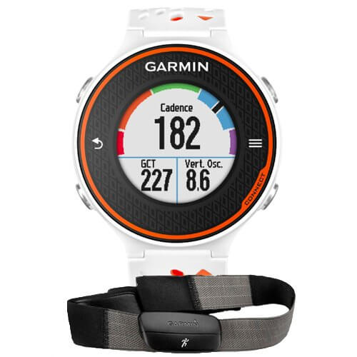 Garmin Forerunner 620 White/Orng HRM-Run