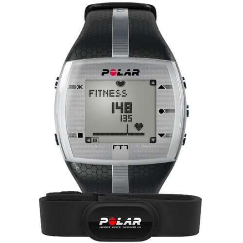 Пульсометр Polar FT7M Black/Silver