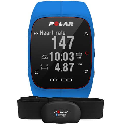 Polar M400 Blue HR
