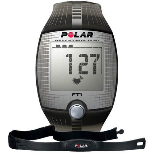 Пульсометр Polar FT1 Black