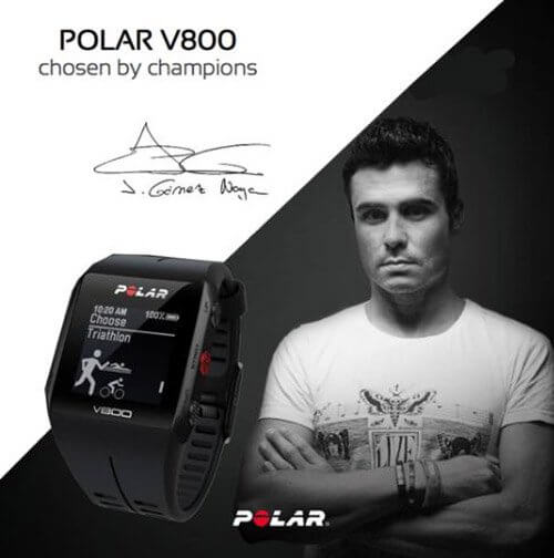 Polar V800 Black HR (H10)