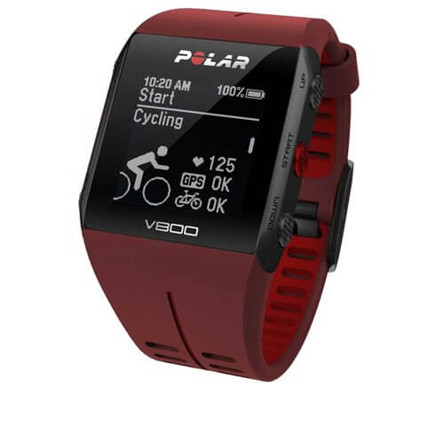 Polar V800 Red HR (H7)