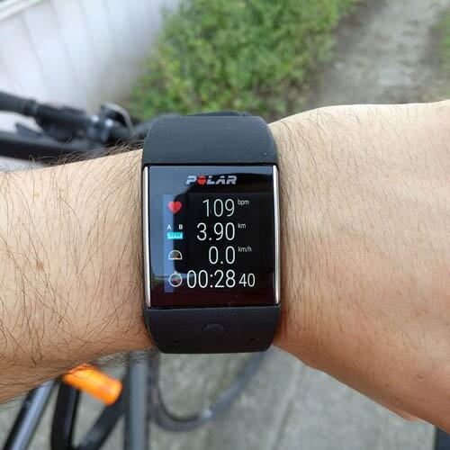 Умные часы Polar M600 Black
