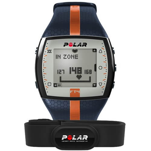 Пульсометр Polar FT4M Blue/Orange