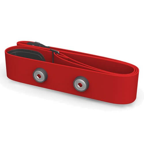 Ремешок Polar Soft Strap Red