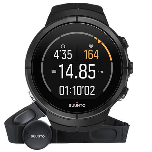 Suunto Spartan Ultra All Black Titanium HR