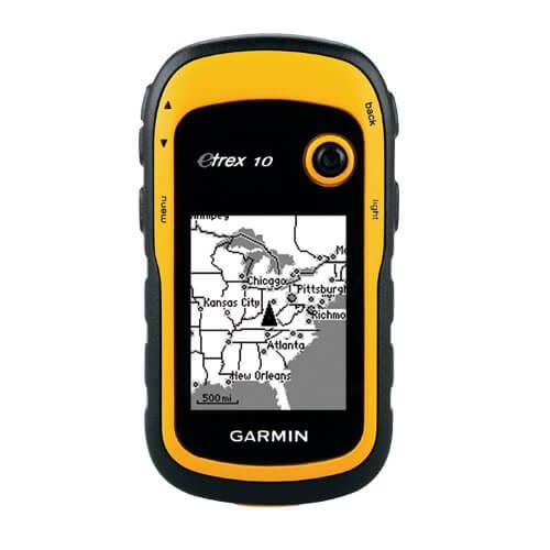 Навигатор Garmin eTrex 10 GPS
