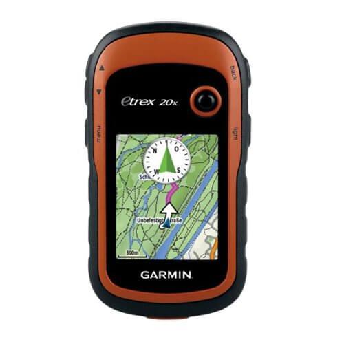 Навигатор Garmin eTrex 20x GPS