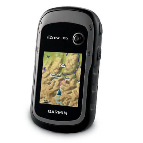 Навигатор Garmin eTrex 30x GPS