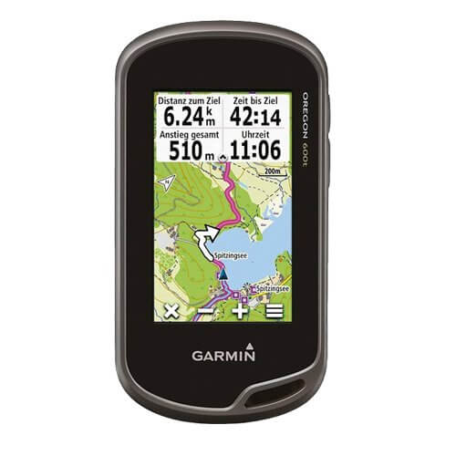 Навигатор Garmin Oregon 600t GPS