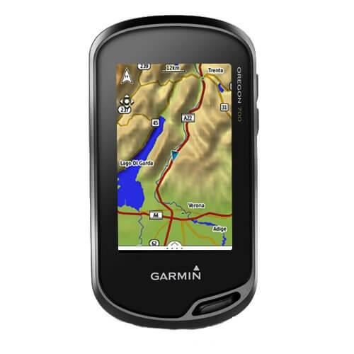 Навигатор Garmin Oregon 700t GPS