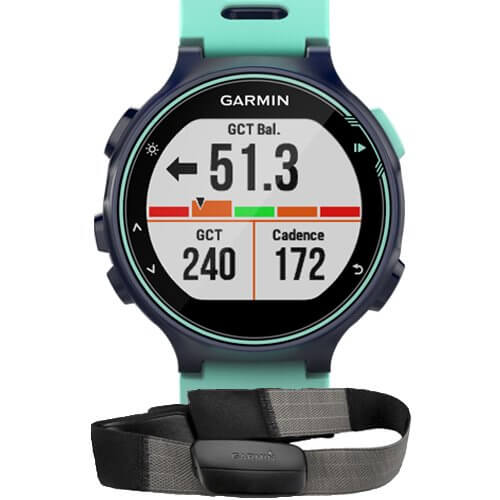 Garmin Forerunner 735XT HRM-Run Blue