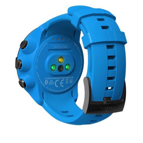Suunto Spartan Sport Wrist HR Blue