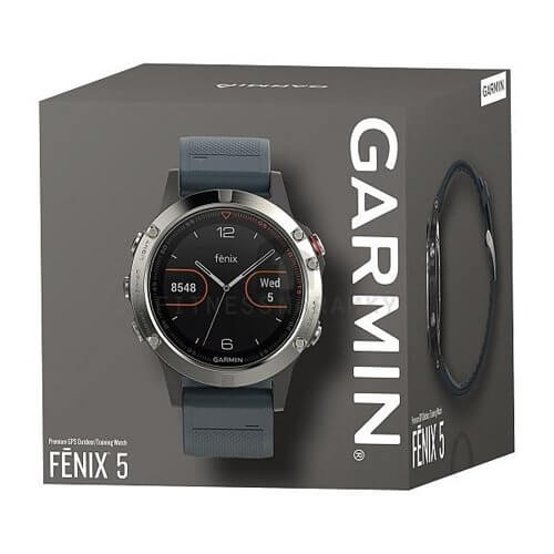 Garmin Fenix 5 Granite Blue