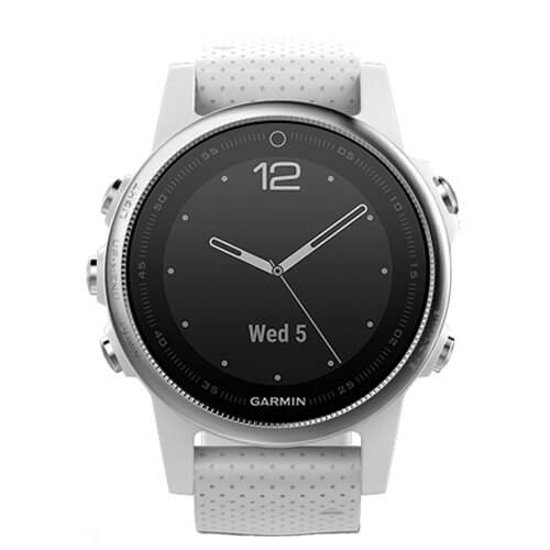 Garmin Fenix 5s White Band