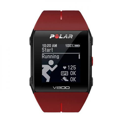 Polar V800 Red HR (H10)