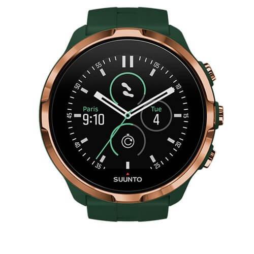 Suunto Spartan Sport Wrist HR Forest Special Edition