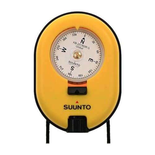 Компас Suunto KB-20/360R G Yellow Compass