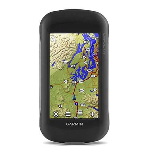 Навигатор Garmin Montana 680t GPS