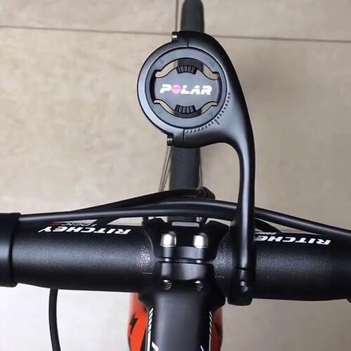 Крепление Polar Bike Mount Adjustable Front