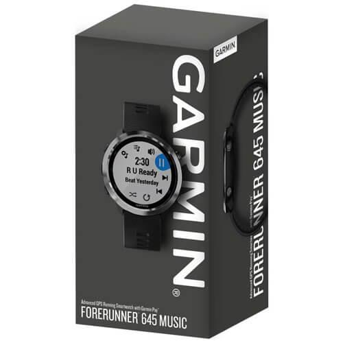 Garmin Forerunner 645 Music Black