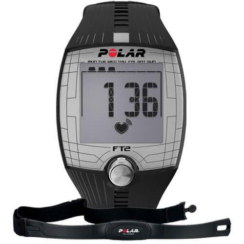 Пульсометр Polar FT2 Black