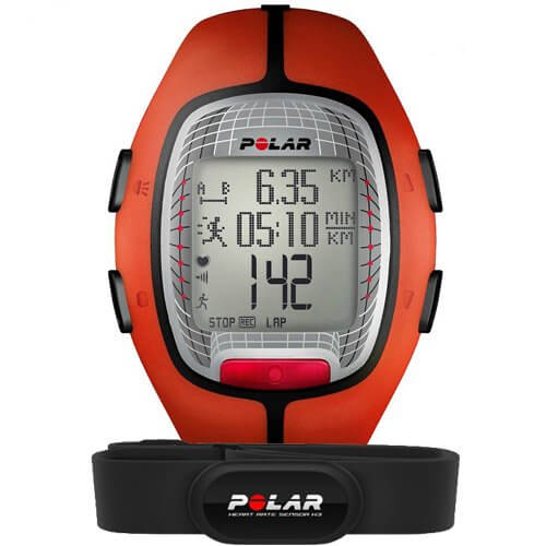 Polar RS300X Orange