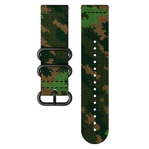 Ремешок сменный Suunto 24мм Textile Woodland Strap