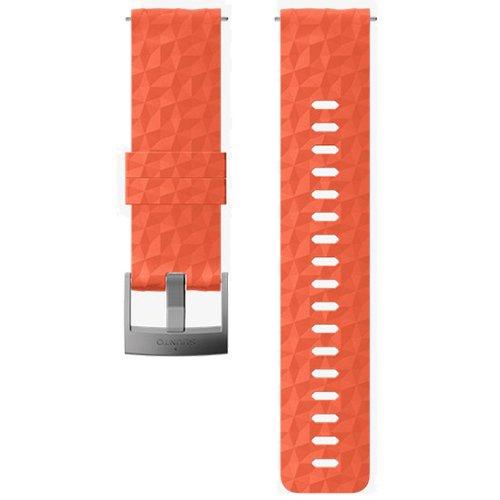 Ремешок сменный Suunto 24мм Silicone Coral Strap