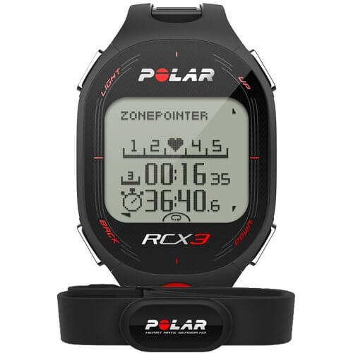 Polar RCX3M Black