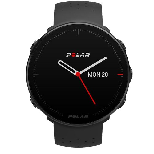 Polar Vantage M Black HR (H10)
