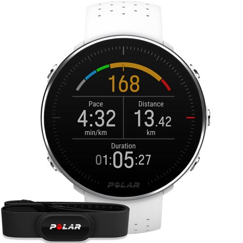 Polar Vantage M White HR (H10)