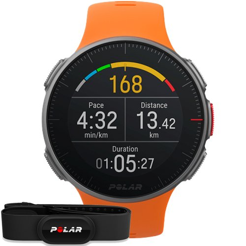 Polar Vantage V Orange HR (H10)