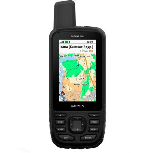 Навигатор Garmin GPSMAP 66st Rus