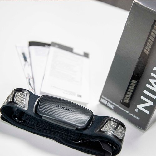 Нагрудный пульсометр Garmin HRM-Dual