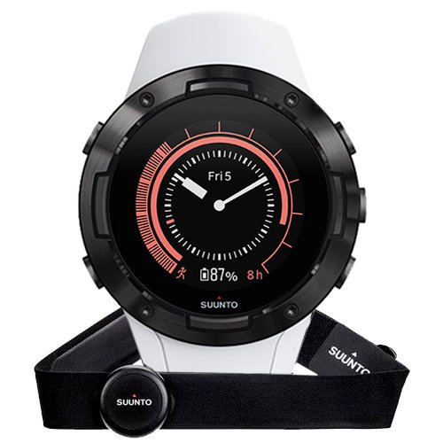 Suunto 5 White Black HR