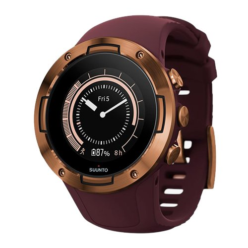 Suunto 5 Burgundy Copper HR