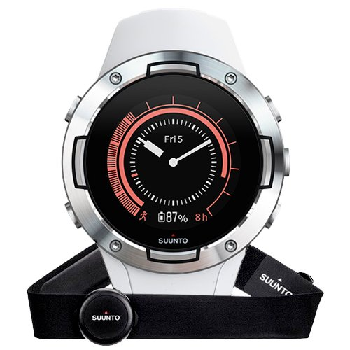 Suunto 5 White HR