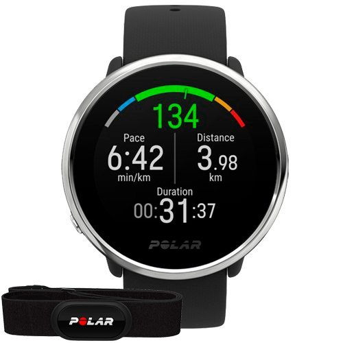 Polar Ignite Black HR (H10)