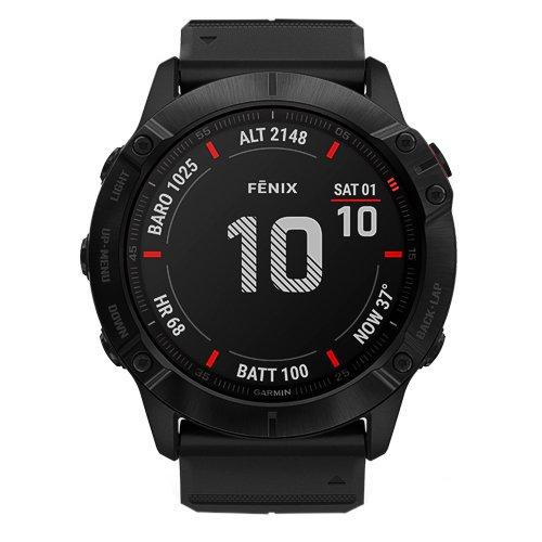 Garmin Fenix 6X Pro Black