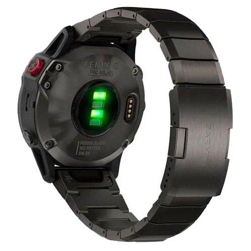 Garmin Fenix 6 Pro Solar Titan Gray DLC