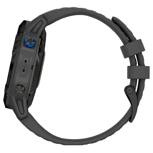Garmin Fenix 6 Pro Solar Black Slate Gray
