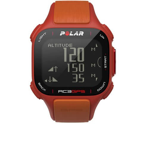 Polar RC3 GPS Red
