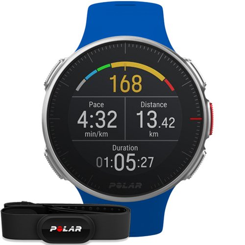 Polar Vantage V Blue HR (H10)